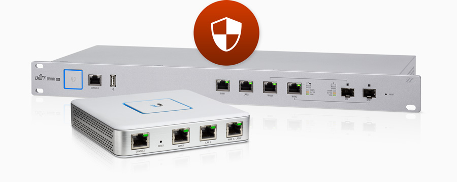 Unifi Security Gateway